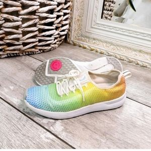 JESSICA SIMPSON WM 6 OMBRE FARAHH WARM UP SNEAKER